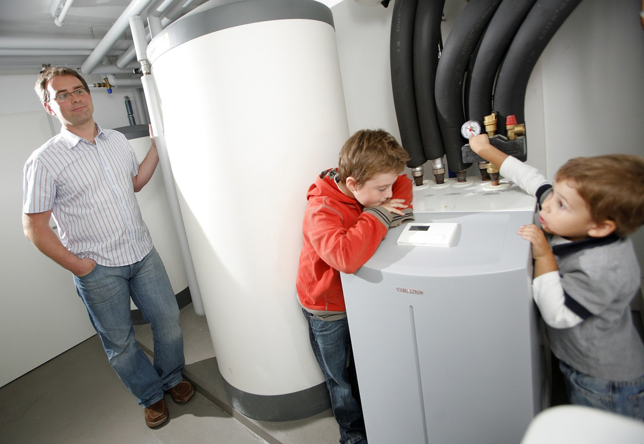 dotace na tepelná čerpadla